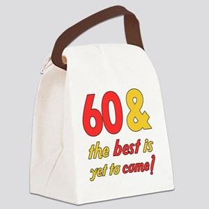 best60 Canvas Lunch Bag