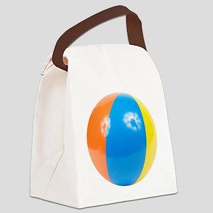 beachball2 Canvas Lunch Bag