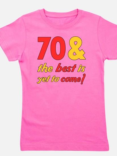 best70 Girl's Tee