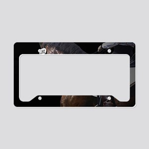 jaydenheadshot4copyrighted License Plate Holder