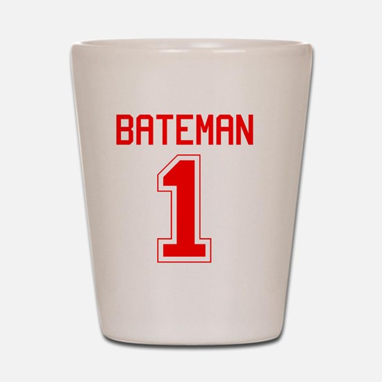 Bateman1 Shot Glass