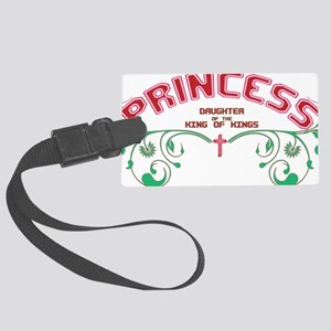 Princess Large Luggage Tag
