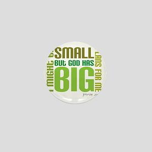 big plans Mini Button