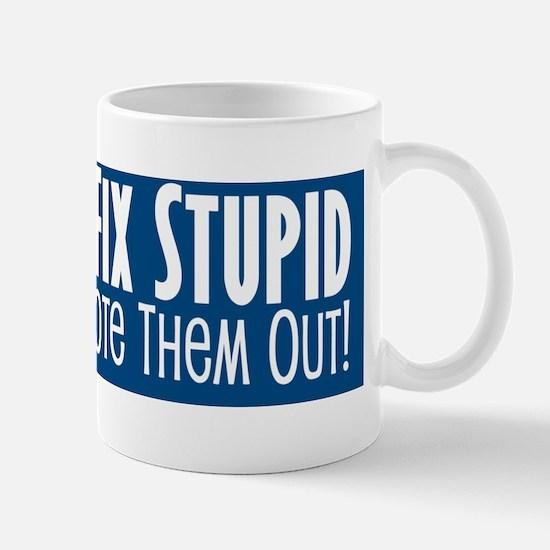 08-13_stupid-cafe Mug