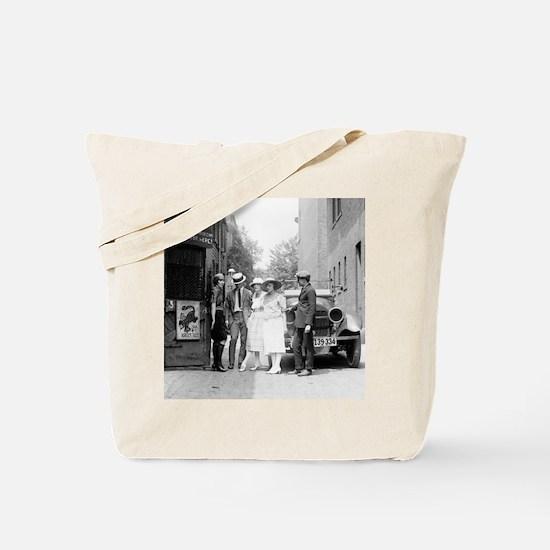 The Krazy Kat Speakeasy Tote Bag