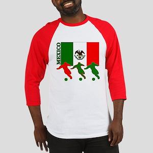 Soccer Mexico Baseball Jersey