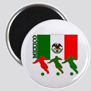 "Soccer Mexico 2.25"" Magnet (10 pack)"