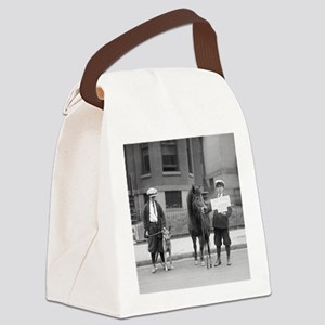 Be Kind to Animals Week Canvas Lunch Bag