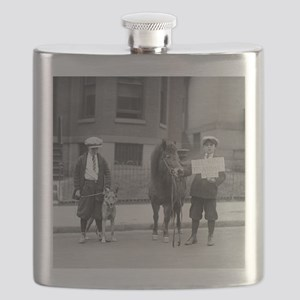 Be Kind to Animals Week Flask