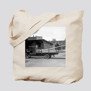 Kelly's Lumber Delivery Truck Tote Bag