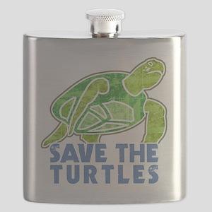 seaTurtle Flask