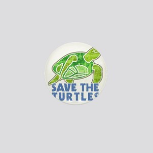 seaTurtle Mini Button