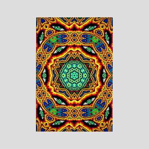 CP_psyvlinder_poster Rectangle Magnet