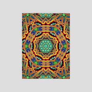 CP_psyvlinder_poster 5'x7'Area Rug