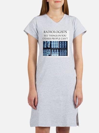 RADIOLOGUST Women's Nightshirt