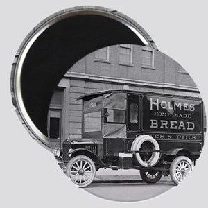 Holmes Bakery Delivery Truck Magnet