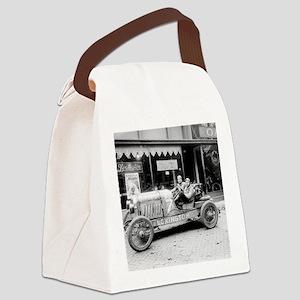 Pikes Peak Champion Race Car Canvas Lunch Bag