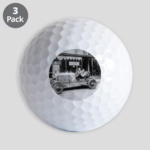 Pikes Peak Champion Race Car Golf Balls