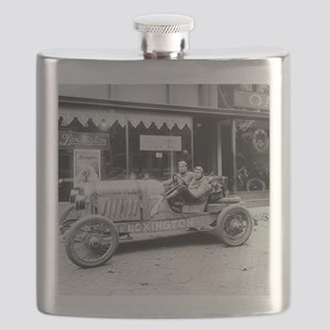 Pikes Peak Champion Race Car Flask
