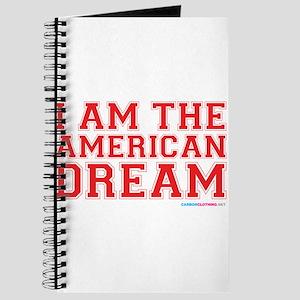I Am The American Dream Journal