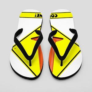 cone-zone-dmnd-y Flip Flops