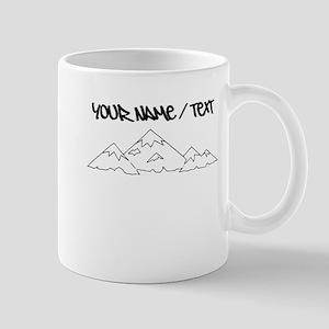 Mountain Range Mugs