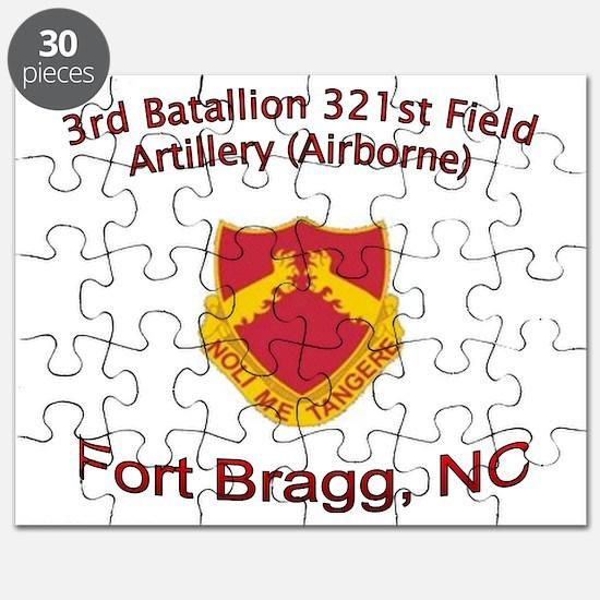 3rd Bn 321st FA Puzzle