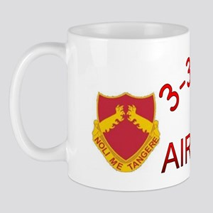 3rd Bn 321st FA Cap1 Mug