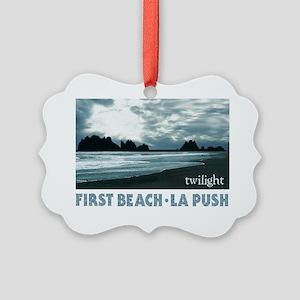 Twilight La Push Picture Ornament