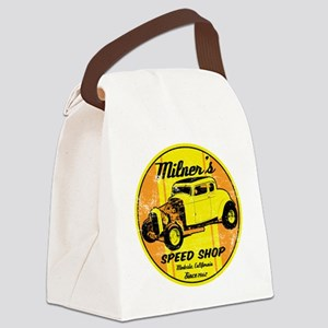 Milners Canvas Lunch Bag