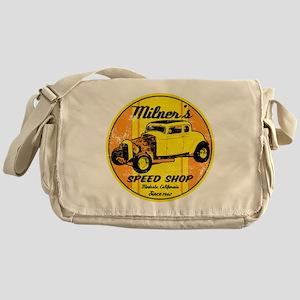 Milners Messenger Bag