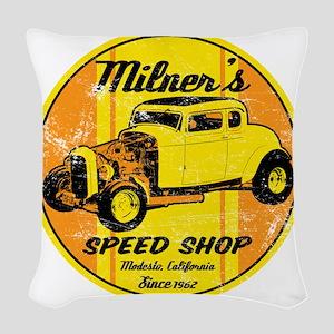 Milners Woven Throw Pillow