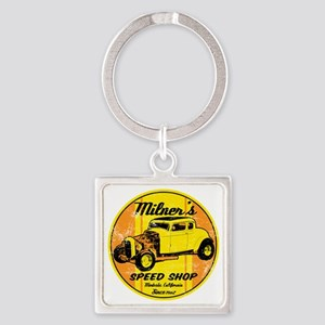 Milners Square Keychain