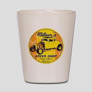 Milners Shot Glass