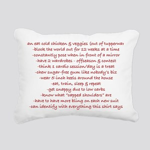 2-You_Know_When2 Rectangular Canvas Pillow