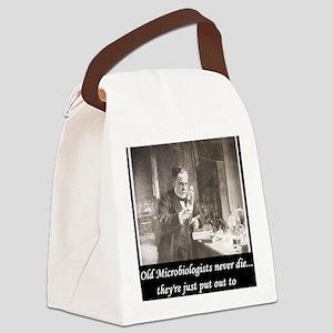 3-Pasteur3 Canvas Lunch Bag