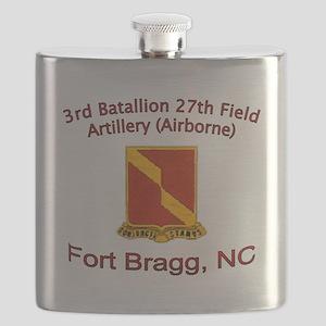3rd Bn 27th FA Flask