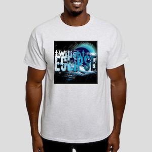 black water eclipse copy Light T-Shirt