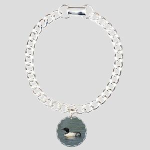 tile 4 Charm Bracelet, One Charm