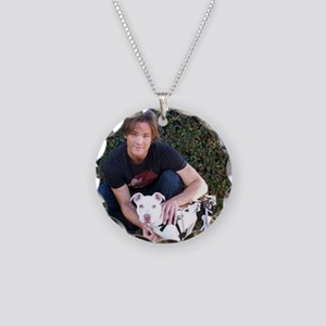 jared2 Necklace Circle Charm