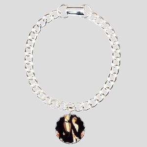 UNTITLED (29) Charm Bracelet, One Charm