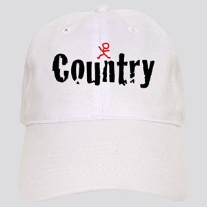 Country Cracked Black Cap