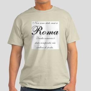 Italian Souvenir Light T-Shirt