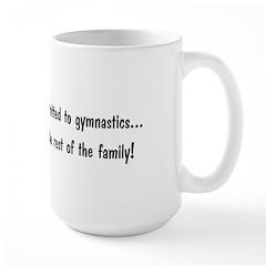 Gymnastics Mug - Parent