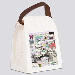 abuse13x13reg Canvas Lunch Bag