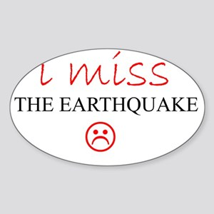 imiss Sticker (Oval)
