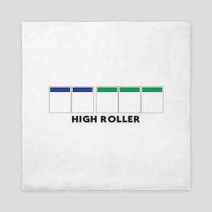 High Roller Queen Duvet