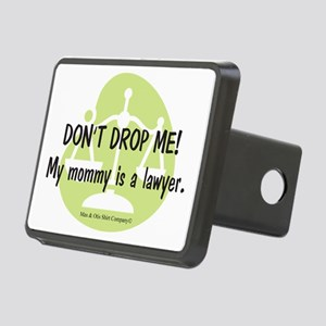 2-lawyer-mommy Rectangular Hitch Cover