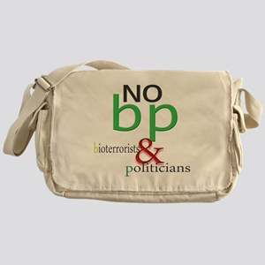 no bp Messenger Bag