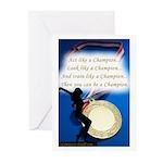 Gymnastics Cards - Champ